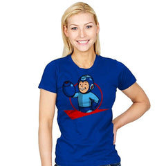 Mega Boy - Womens - T-Shirts - RIPT Apparel