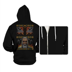 One Christmas to Rule Them All  - Hoodies - Hoodies - RIPT Apparel