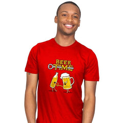 It's Beer Time - Mens - T-Shirts - RIPT Apparel