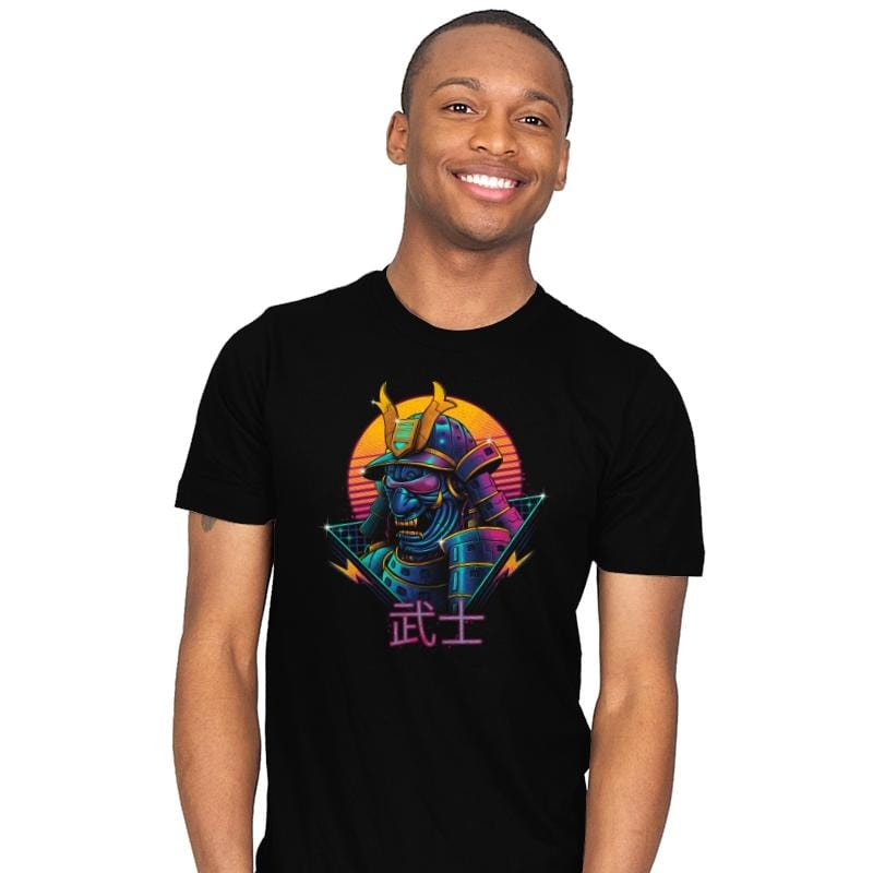 Rad Samurai - Mens - T-Shirts - RIPT Apparel