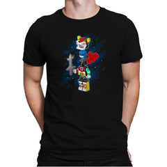 I'll Build The Head Exclusive - Mens Premium - T-Shirts - RIPT Apparel