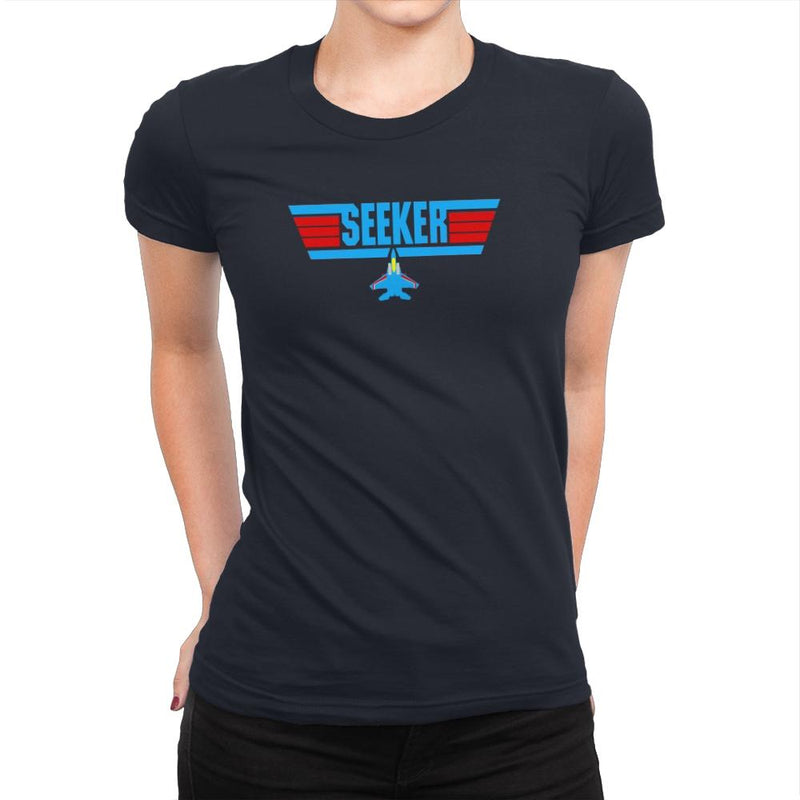 Thunderseeker Exclusive - Womens Premium - T-Shirts - RIPT Apparel