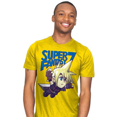 Super Fantasy 7 - Mens - T-Shirts - RIPT Apparel