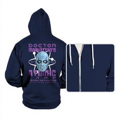 Doctor's Atomic Camp - Hoodies - Hoodies - RIPT Apparel