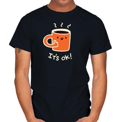 Coffedence - Mens - T-Shirts - RIPT Apparel