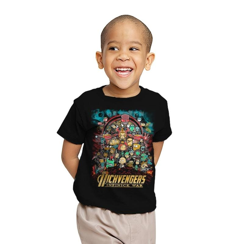 Infinick War - Youth - T-Shirts - RIPT Apparel