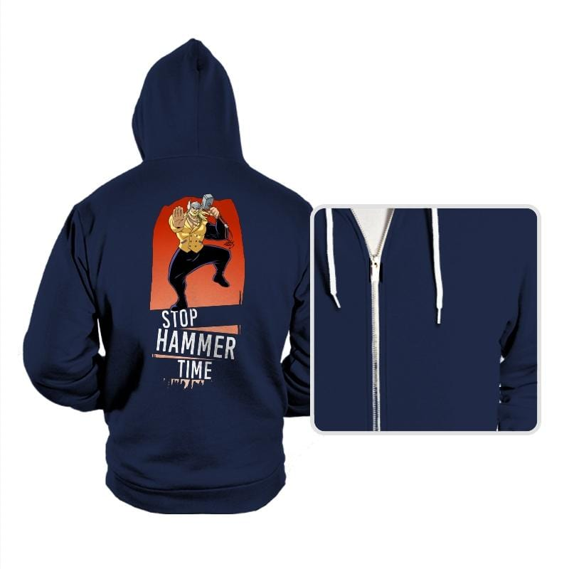 Hammer Time  - Hoodies - Hoodies - RIPT Apparel