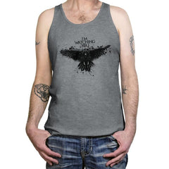 Three eyed raven - Tanktop - Tanktop - RIPT Apparel
