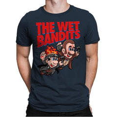 Super Wet Bandits - Mens Premium - T-Shirts - RIPT Apparel