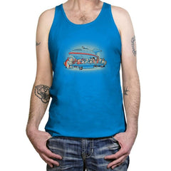 Future Dinner - Tanktop - Tanktop - RIPT Apparel