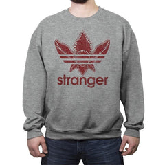 Stranger - Crew Neck Sweatshirt - Crew Neck Sweatshirt - RIPT Apparel