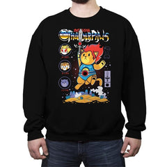 Thunderpaws - Crew Neck Sweatshirt - Crew Neck Sweatshirt - RIPT Apparel