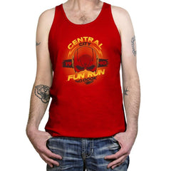 Central City Fun Run Exclusive - Tanktop - Tanktop - RIPT Apparel