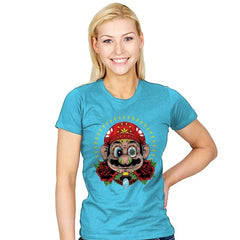 Dia de Marios - Womens - T-Shirts - RIPT Apparel