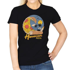Hawaiian Pizza - Womens - T-Shirts - RIPT Apparel