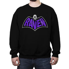 Ravenbat - Crew Neck Sweatshirt - Crew Neck Sweatshirt - RIPT Apparel