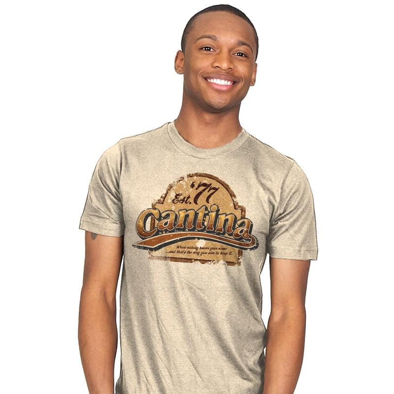 Where Everybody Knows Your Name - Mens - T-Shirts - RIPT Apparel