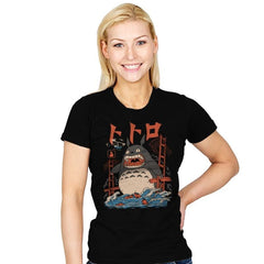 The Neighbor's Attack - Womens - T-Shirts - RIPT Apparel