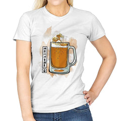 The great beer off Kanagawa - Womens - T-Shirts - RIPT Apparel