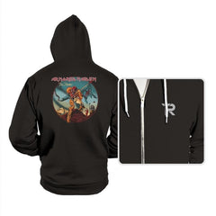 Armored Maiden: The Hunter Reprint - Hoodies - Hoodies - RIPT Apparel