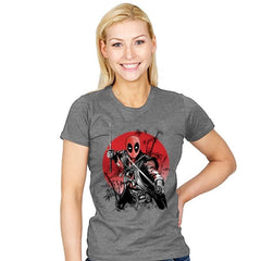 The Way of the Mercenary - Womens - T-Shirts - RIPT Apparel