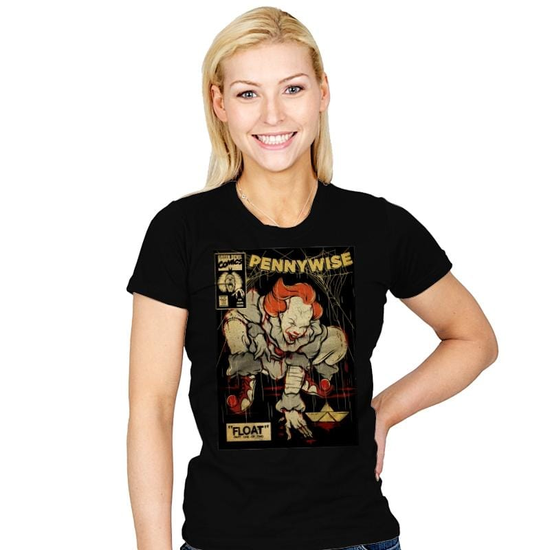Spider It - Womens - T-Shirts - RIPT Apparel