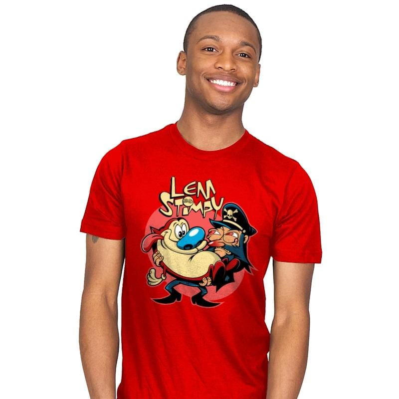 Lem & Stimpy - Mens - T-Shirts - RIPT Apparel