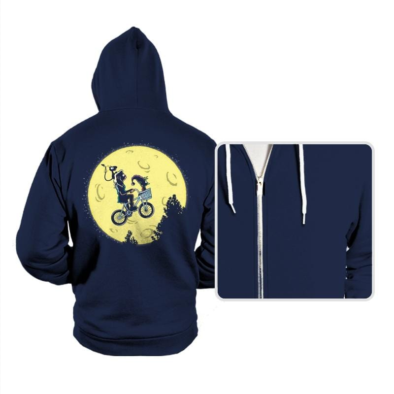 Dream Moon - Hoodies - Hoodies - RIPT Apparel
