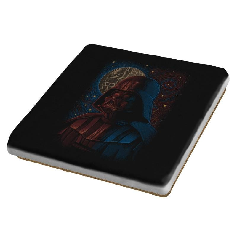 Starry Lord - Pop Impressionism - Coasters - Coasters - RIPT Apparel