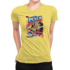 Punch Berries Exclusive - Womens Premium - T-Shirts - RIPT Apparel
