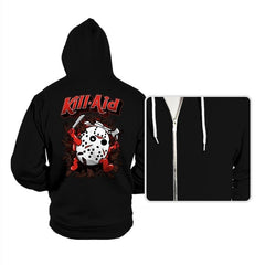 Kill-Aid Rotten Strawberry Flavor - Hoodies - Hoodies - RIPT Apparel