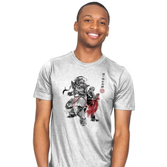 Brotherhood Sumi-e - Mens - T-Shirts - RIPT Apparel