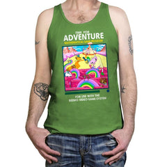 Time for Adventure - Tanktop - Tanktop - RIPT Apparel