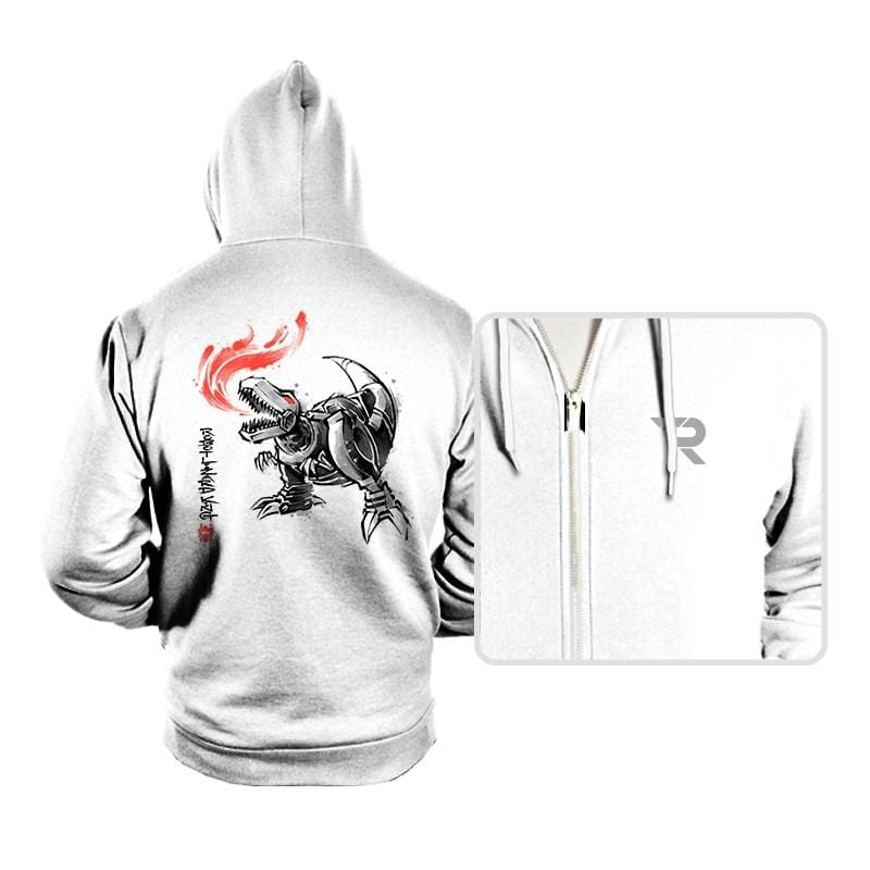 Robot Lizard King - Hoodies - Hoodies - RIPT Apparel