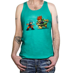 Fight the Mighty Bowly - Tanktop - Tanktop - RIPT Apparel