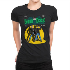 All Saints Comics - Womens Premium - T-Shirts - RIPT Apparel