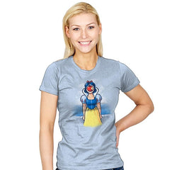 Princess of Man - Womens - T-Shirts - RIPT Apparel