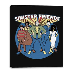 Snisiter Friends - Canvas Wraps - Canvas Wraps - RIPT Apparel