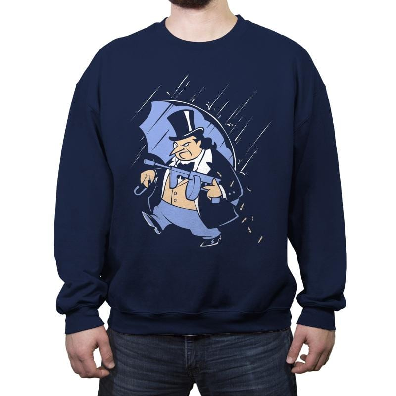 Cobblepot Salt - Crew Neck Sweatshirt - Crew Neck Sweatshirt - RIPT Apparel