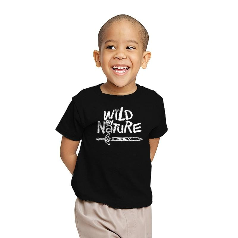 Wild by Nature - Youth - T-Shirts - RIPT Apparel