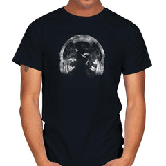 Headphones - Back to Nature - Mens - T-Shirts - RIPT Apparel