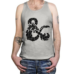 Dice & Dragons - Tanktop - Tanktop - RIPT Apparel