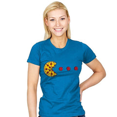 PIZZA-MAN - Womens - T-Shirts - RIPT Apparel