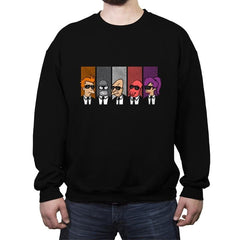 Future Dogs - Crew Neck Sweatshirt - Crew Neck Sweatshirt - RIPT Apparel