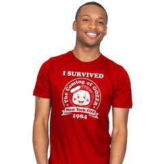 Survivor 1984 Reprint - Mens - T-Shirts - RIPT Apparel
