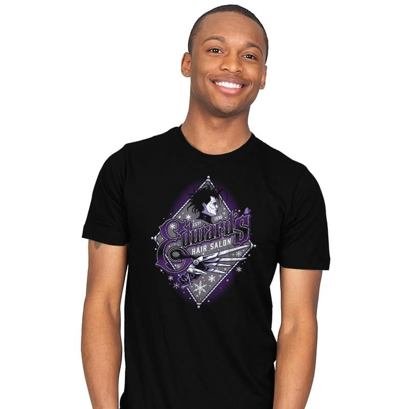 Edward's Salon - Mens - T-Shirts - RIPT Apparel