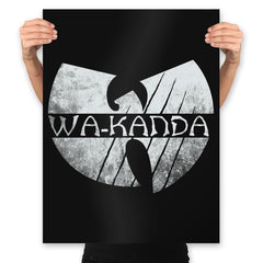 Wu-Kanda Clan - Best Seller - Prints - Posters - RIPT Apparel