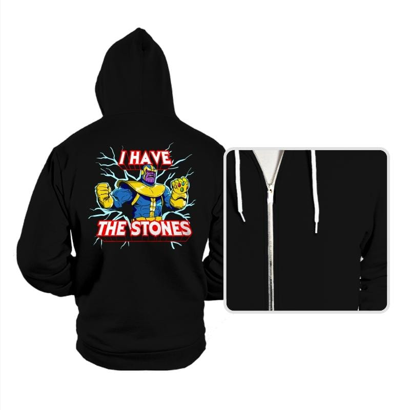I have the Stones - Hoodies - Hoodies - RIPT Apparel