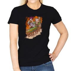 Mad Fry Exclusive - Womens - T-Shirts - RIPT Apparel