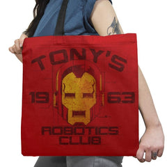 Robotics Club Exclusive - Tote Bag - Tote Bag - RIPT Apparel